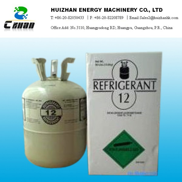 Environment friendly Mineral oil R12 CFC Refrigerants For 20ft container
