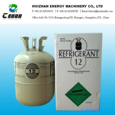 Porcellana Environment friendly Mineral oil R12 CFC Refrigerants For 20ft container fornitore